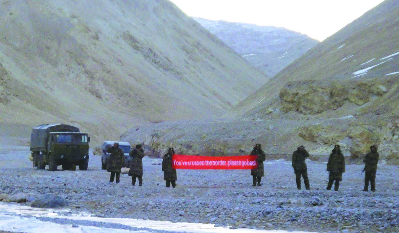 The Doklam stand-off