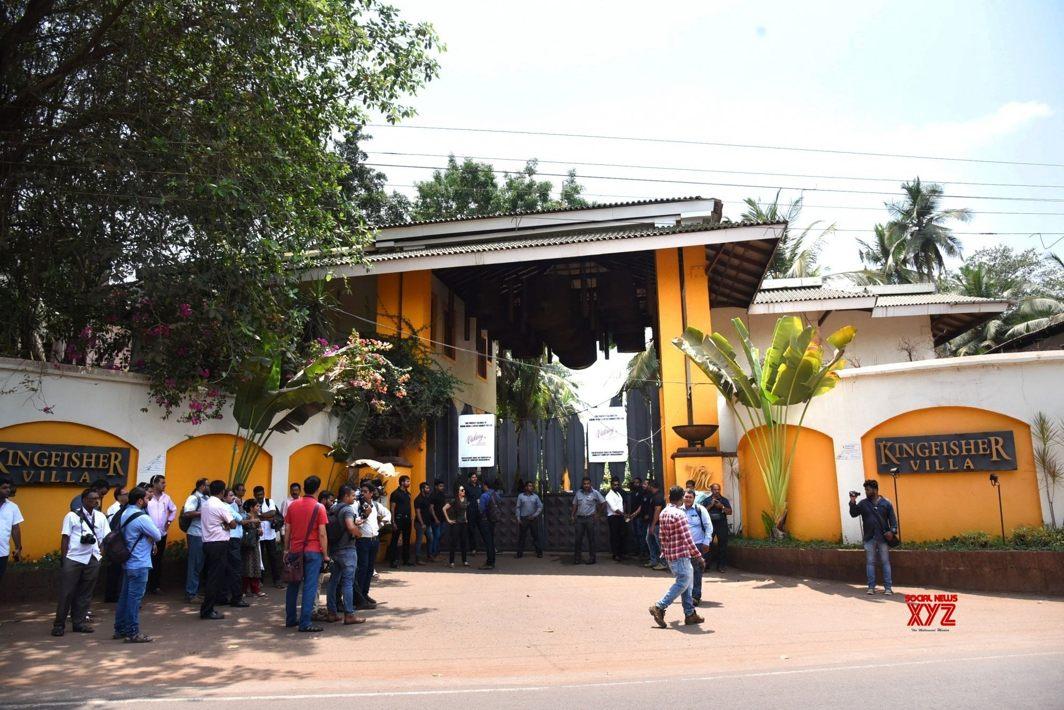 Vijay Mallya's Kingfisher Villa in Goa/Photo Courtesy: socialnews.xyz