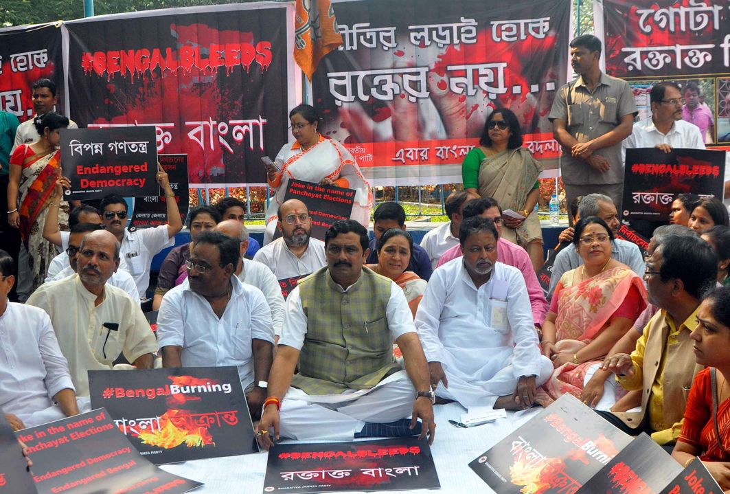 Supreme Court throws out West Bengal BJP demand to oversee state panchayat elections