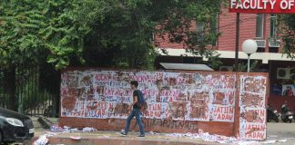 DUSU elections: Delhi HC takes serious view of defacement, says authorities should prosecute