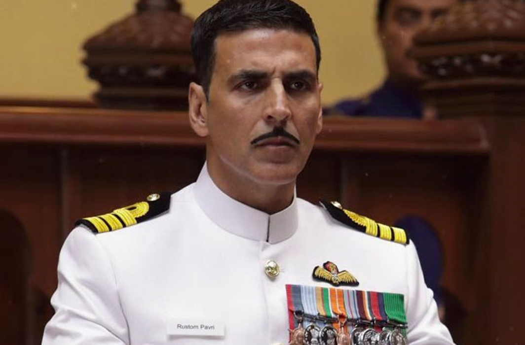 Legal notice slapped on Akshay, Twinkle to immediately stop auctioning of Akshay's Rustom naval officer uniform