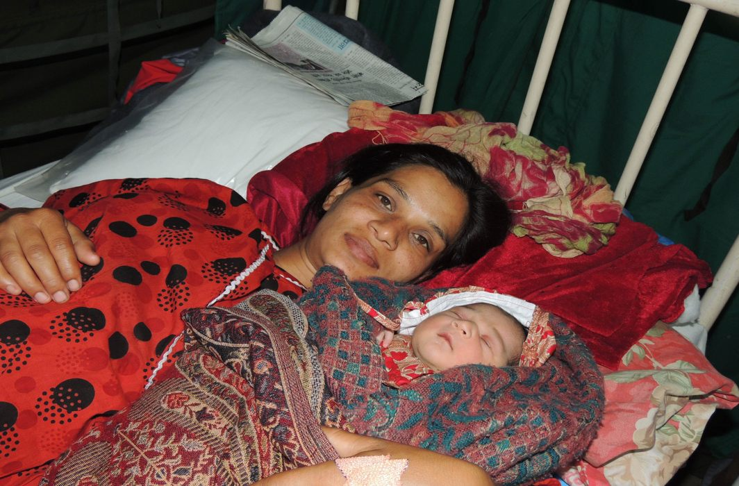 Oxytocin is used to help mothers bond with their babies