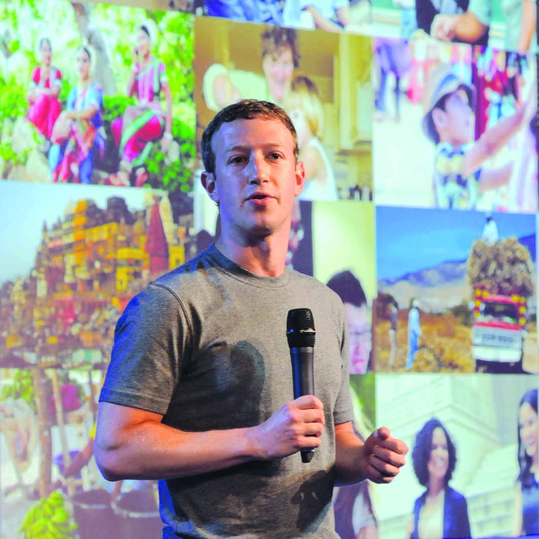 Facebook CEO Mark Zuckerberg was recently in the eye of a storm for having allowed Cambridge Analytica to mine the data of his network users for political purposes. Photo: UNI