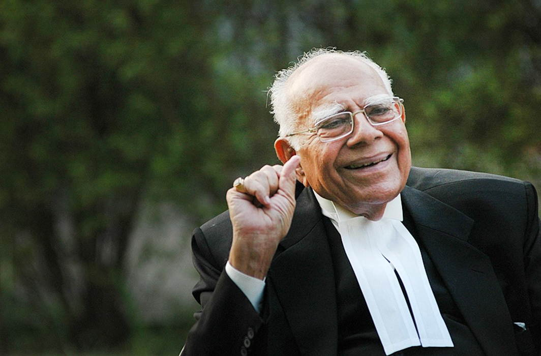 Jethmalani comes out of retirement, seeks CJI's nod to appear in Karnataka poll case