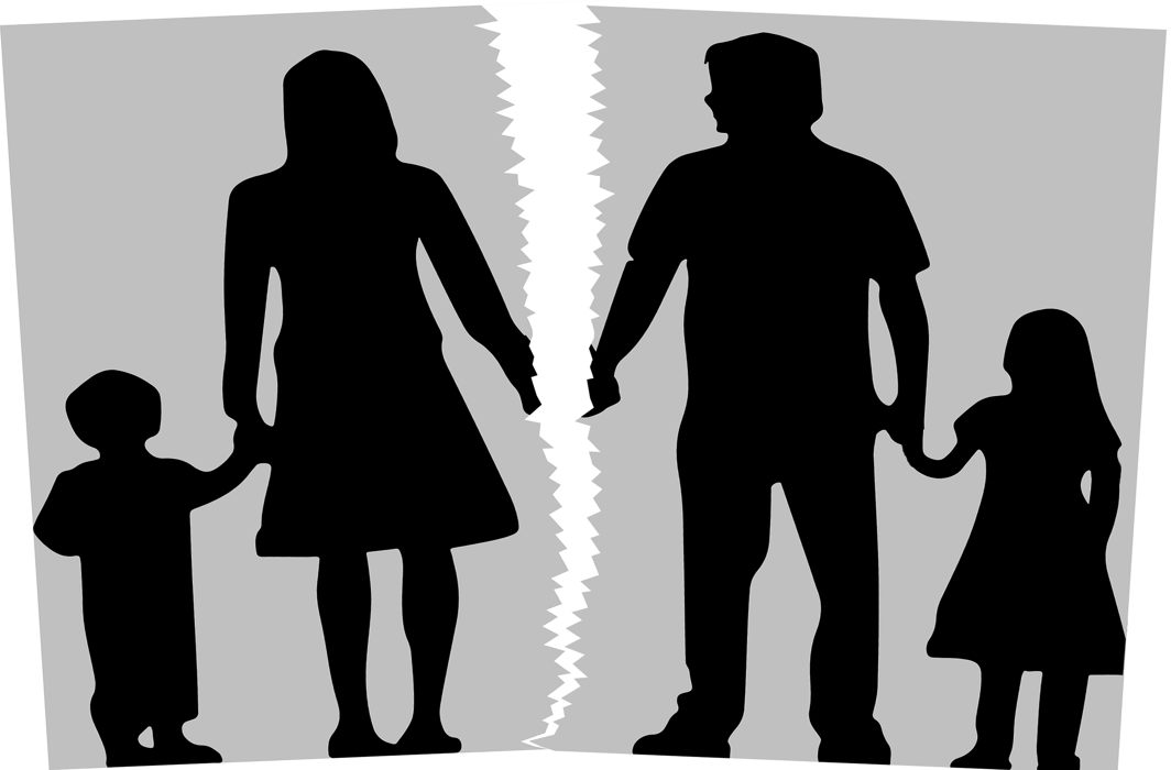 Husband affair divorce