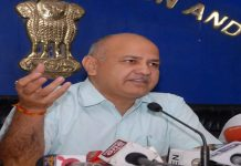 Deputy Chief Minister of Delhi, Manish Sisodia
