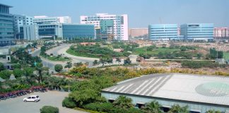 HITEC IT Park in Hyderabad