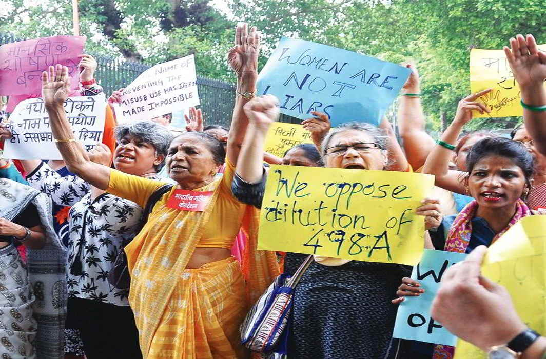 Delhi HC: An FIR under Sec 498A can be registered at the same place where victim is living not necessarily where the marriage is consummated