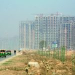 An under-construction project in Greater Noida, Uttar Pradesh/Photo: Anil Shakya