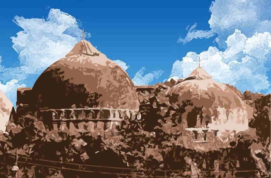 Ram Mandir-Babri Masjid title dispute