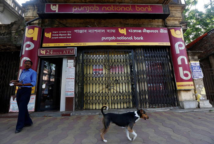 The Punjab National Bank scam involves an alleged fraud of around Rs 11,400 crore