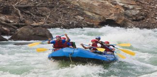 Adventure Sports in Uttarakhand: Danger Zone