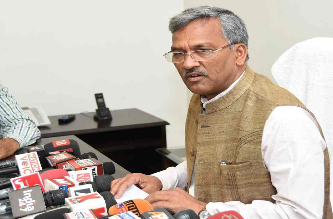 CM Trivendra Rawat's wife has been staying put in a government job in Dehradun for over 20 years
