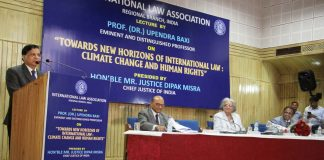 Developing countries bear disproportionate costs of climate change, says CJI Dipak Misra