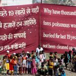 Bhopal Victims: Seeping Poison