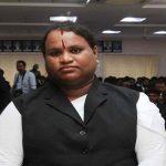 Sathyasri Sharmila, India's first transgender lawyer