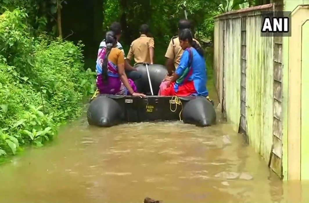 Kerala Admits Plea Over Misuse Of Flood Relief Funds