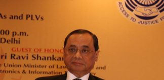 Ranjan Gogoi to be next Chief Justice of India