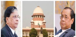 CJI Misra formally recommends Justice Gogoi as his next successor