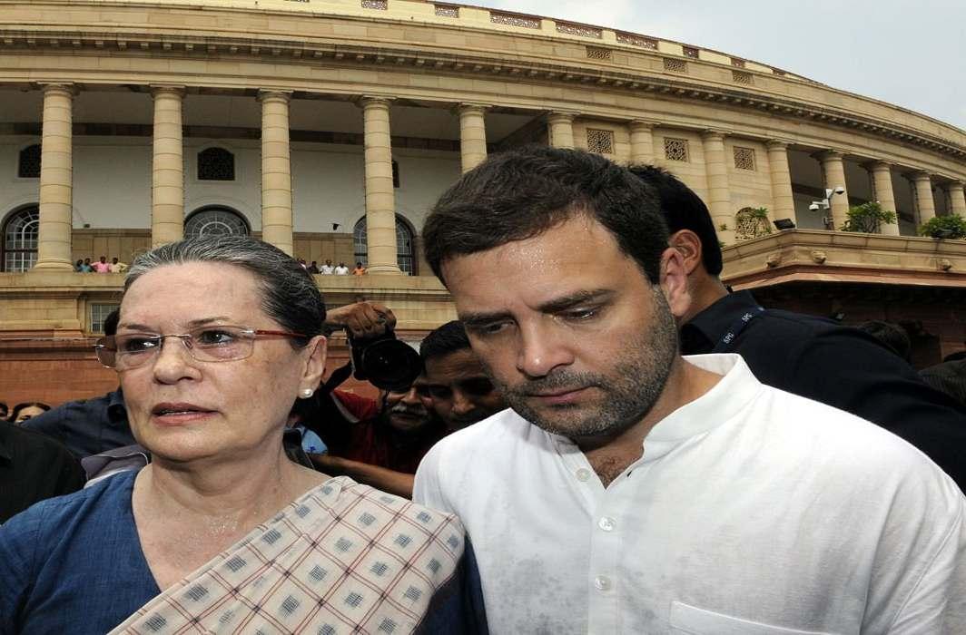 Delhi HC dismisses Sonia, Rahul's appeal against Income Tax notice