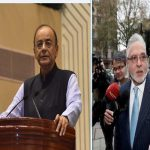 "Mallya's ""met Jaitley"" revelation triggers BJP-Congress war of words"