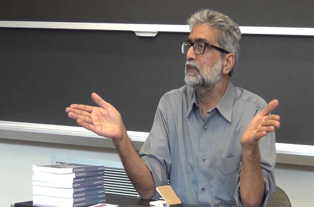 social activist Gautam Navlakha
