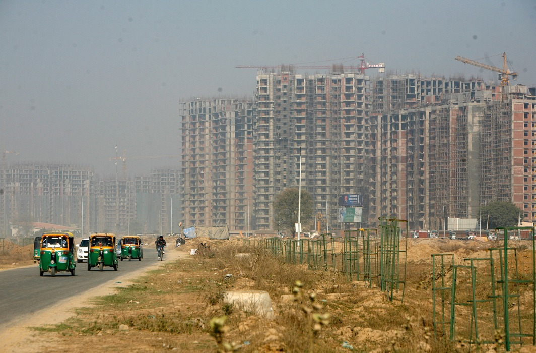 Homebuyers must check out the credentials of the builder before investing their money/Photo: Anil Shakya