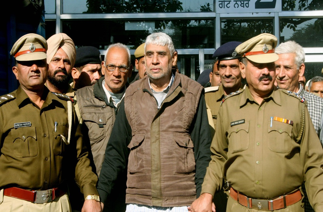 Convicted of murder, Rampal faces trial in multiple other cases including sedition/Photo: UNI