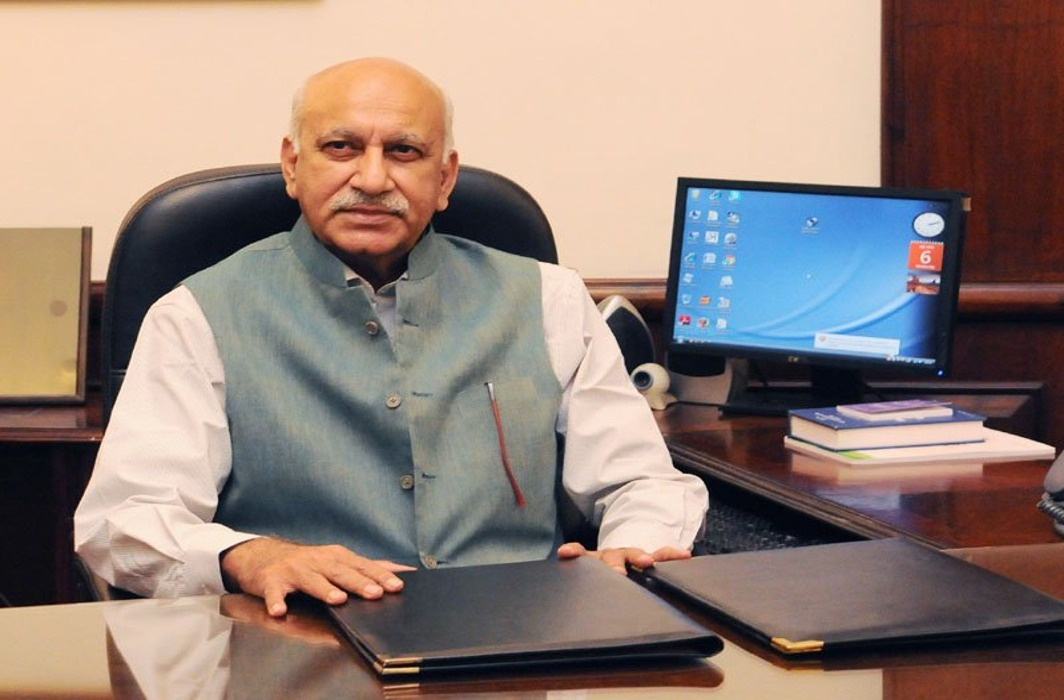 MJ Akbar files defamation suit against scribe Priya Ramani