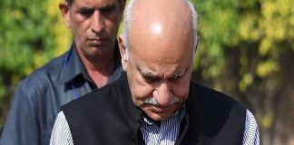 #MeToo effect: After initial brazenness, MJ Akbar finally resigns as MoS, External Affairs