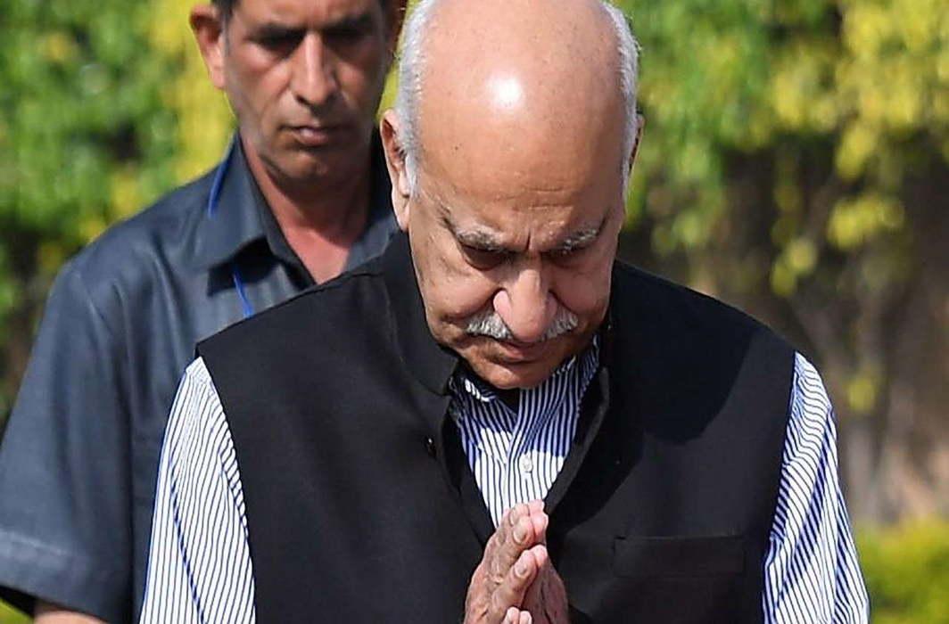 #MeToo effect: After initial brazenness, MJ Akbar finally resigns as MoS, External Affairs