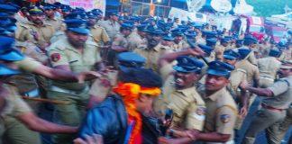 Sabarimala stand-off bring Kerala to a halt