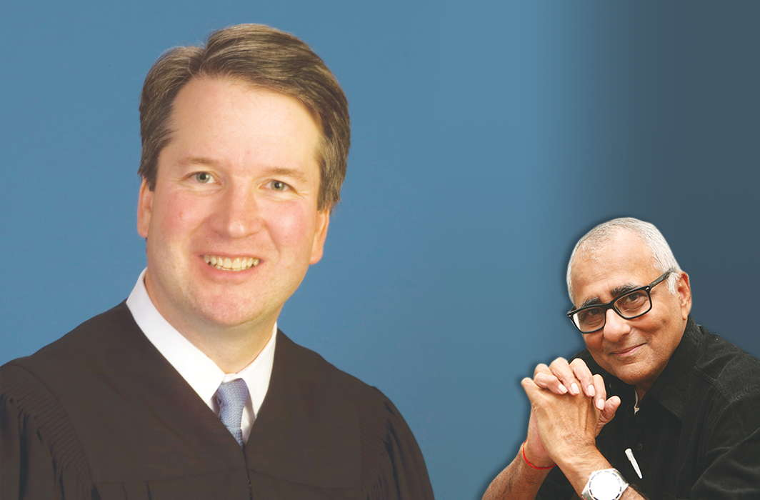 JUSTICE KAVANAUGH AND A LESSON FOR INDIA