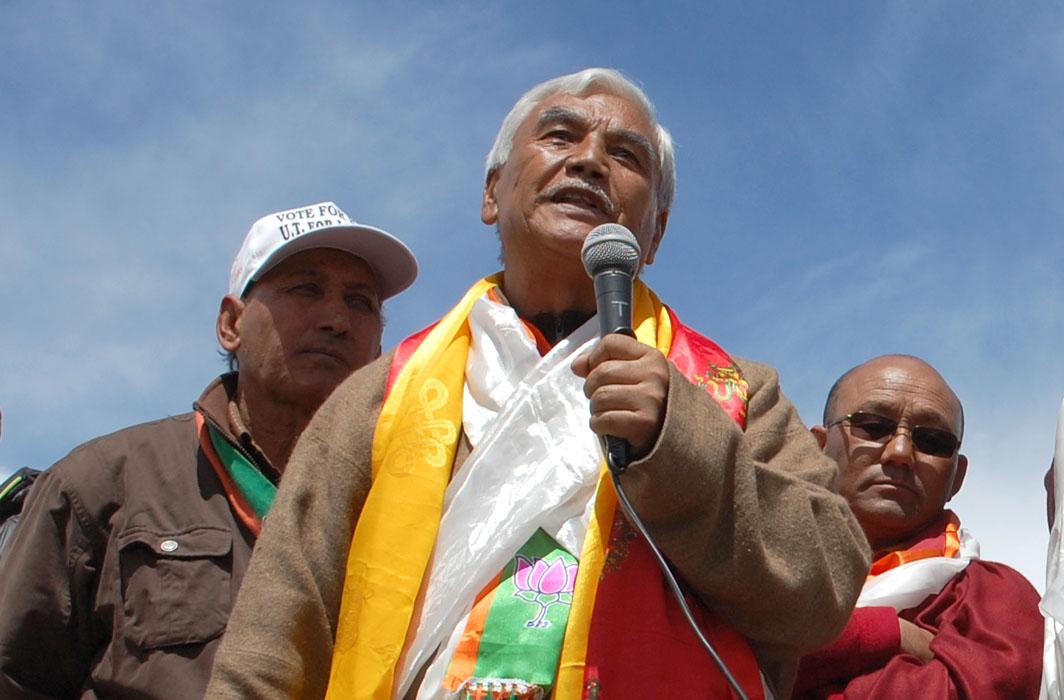 Politics across the Himalayas