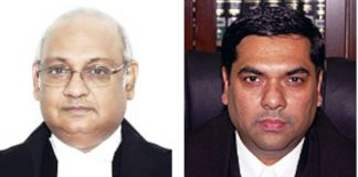 (L-R) Justice Dinesh Maheshwari and Justice Sanjiv Khanna