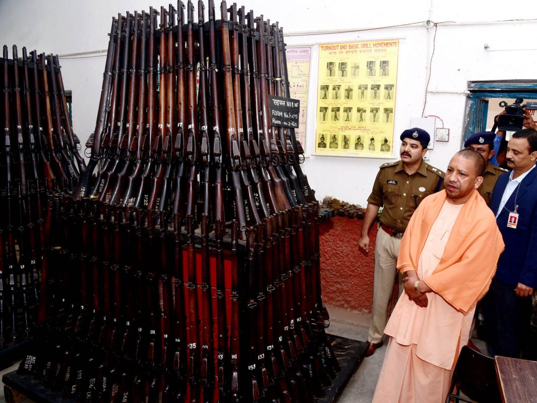 Encounter Killings: The Gun Toting Yogi
