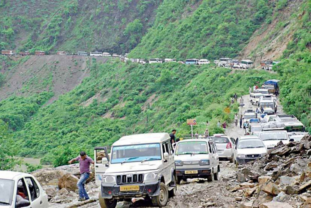 An all-weather route to the Char Dham is likely to ease travel disrupted by inclement weather