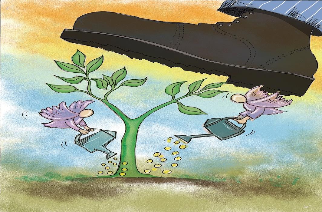 Illustration: Anil Shakya