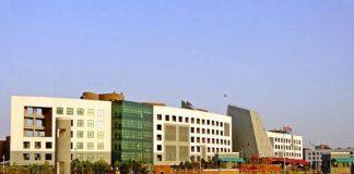 The secretariat in Naya Raipur, Chhattisgarh. The change of regime has set in motion a series of inquiries