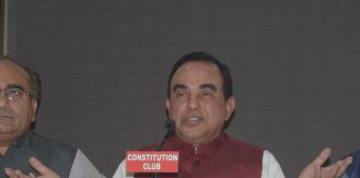 Subramanian Swamy/Photo: UNI