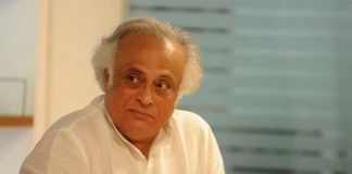 Congress MP Jairam Ramesh