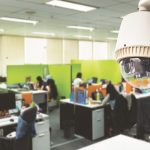 A CCTV camera helps to make working women feel secure/Photo: bytebacklawredesign.lexblogplatform.com