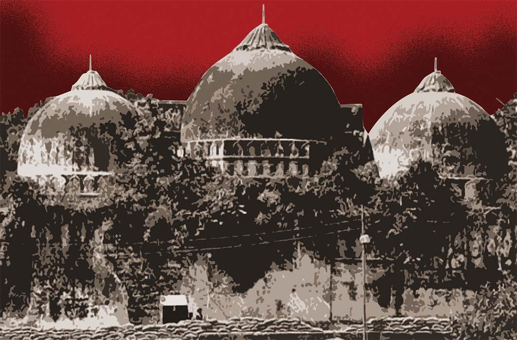 Babri Masjid-Ram Janmabhoomi dispute