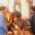 SCBA Sr Executive Member's birthday celebrated with great zeal