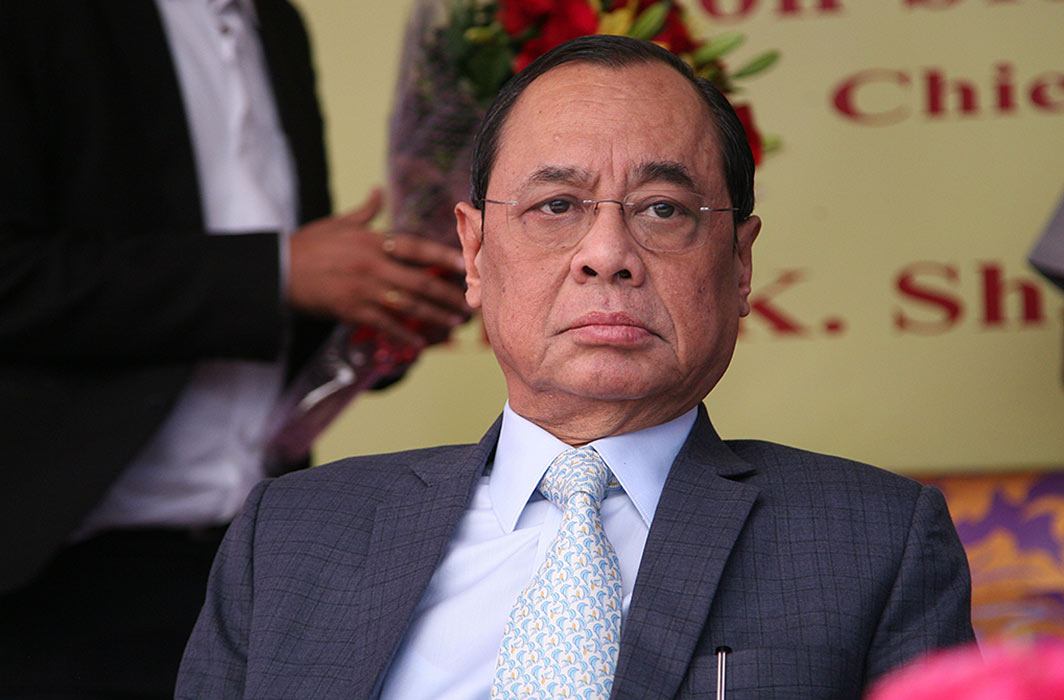 CJI Ranjan Gogoi