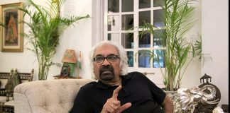 Sam Pitroda/Photo by Anil Shakya