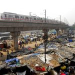 The 2011 Census estimated the population of Delhi in slums at 17,85,390, more than half of whom live in unidentified slums/Photo: Anil Shakya