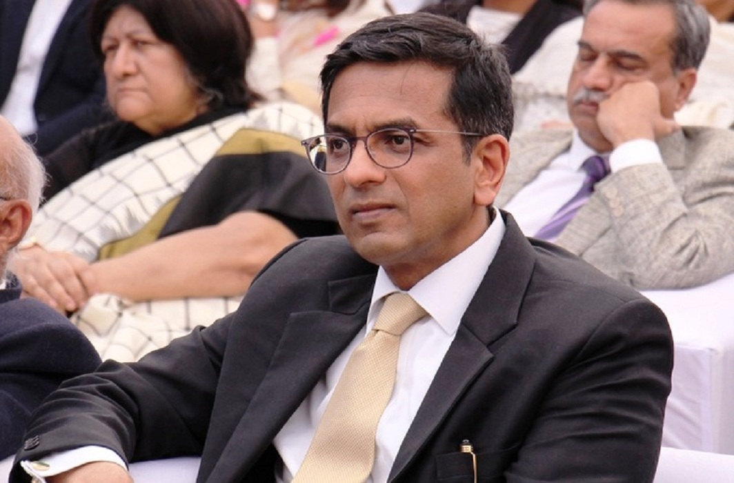 Dhananjaya Y. Chandrachud