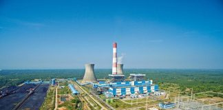 The Udupi Power Corporation Ltd plant in KarnatakaPhoto adanipower.com