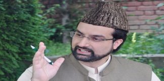 Mirwaiz Umar Farooq Appears Before NIA in Terror Funding Probe